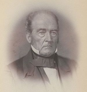 John Bell (Tennessee politician) - Photograph of Bell by Julian Vannerson