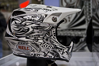 Bell Sports - Bell motorcycle helmet