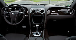 Bentley Continental Flying Spur (2005) - Interior