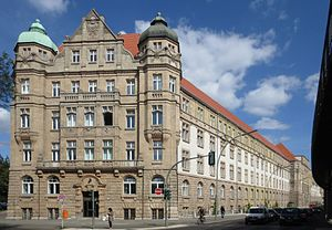 European Patent Office - EPO sub-office in Berlin