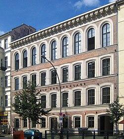 Berlin, Mitte, Friedrichstraße, Friedrichsgymnasium, Ullstein Buchverlage.jpg