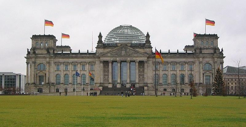 Locais históricos de Berlim