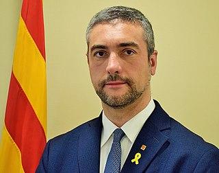 Bernat Solé Spanish politician