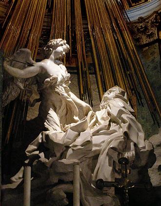 Christian mysticism - Ecstasy of Saint Teresa