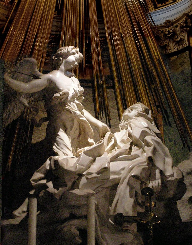 Bernini - Santa Teresa em extase