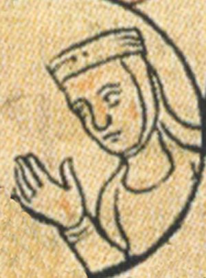 Bertha of Burgundy - Image: Bertha of Burgundy