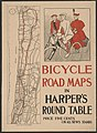 Bicycle road maps in Harper's Round Table... LCCN2015646482.jpg