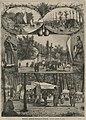 Bielany podczas Zielonych świątek - Rysunek oryginalny E. Perla (58917).jpg