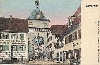 Bietigheim-Bissingen - Bietigheim Old Gate