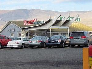 Biggs Junction, Oregon - Biggs Nu-Vu Motel