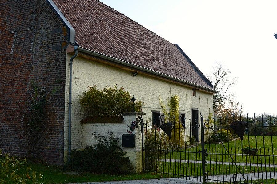 Bijgebouw van weekeindhuis, Eysbroeckstraat 8, Sint-Pieters-Kapelle