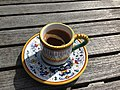 Bill's Turkish coffee, all that was promised and more! (8885647486).jpg
