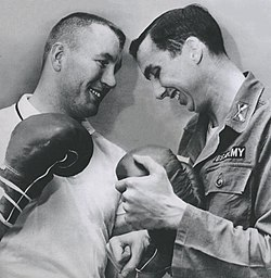 Bill Nieder and Don Bowden 1960.jpg