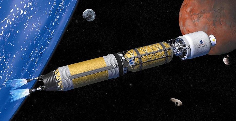 Bimodal Nuclear Thermal Rocket