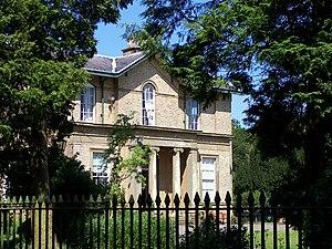 Biscathorpe - Image: Biscathorpe House geograph.org.uk 186166