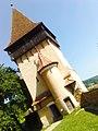 Biserica evanghelica fortificata biertan - turnul de nord-est (osuar).jpg