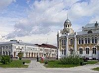 Biysk - Sovetskaya Street.JPG