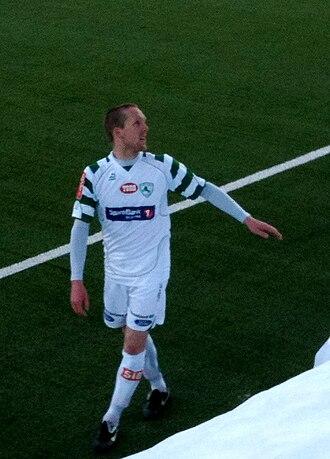 Bjørn Dahl (footballer, born 1978) - Image: Bjørn Dahl