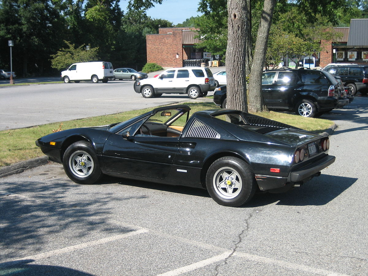 Ferrari 308 Wikipedie