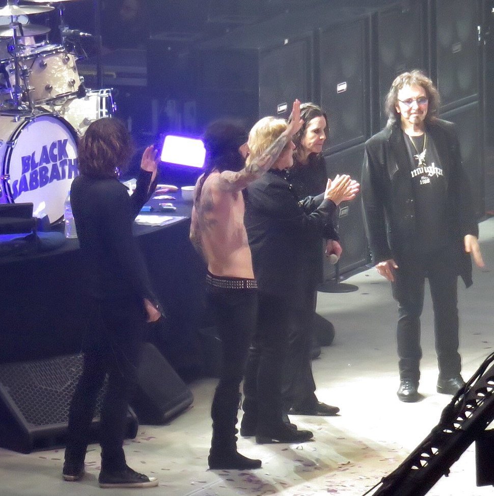 Black Sabbath farewell