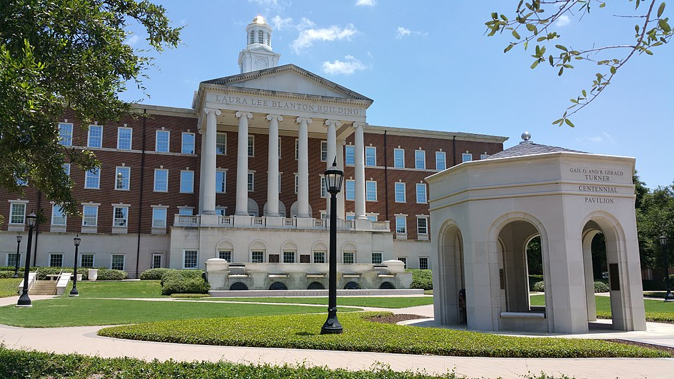 Blanton Building at SMU