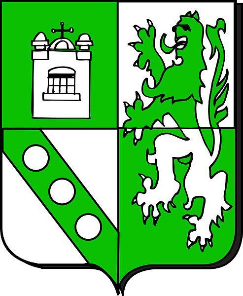 BlasonBerchem Sainte Agathe