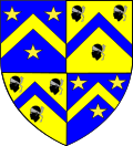 Arms of Blaringhem