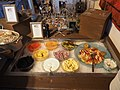 Blini toppings at Krapinhovi.jpg