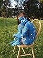 Blue girl on a chair.jpg