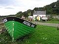 Boat, Inch Island - geograph.org.uk - 967544.jpg