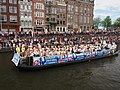 Boat 60 Radio Decibel, Canal Parade Amsterdam 2017 foto 2.JPG