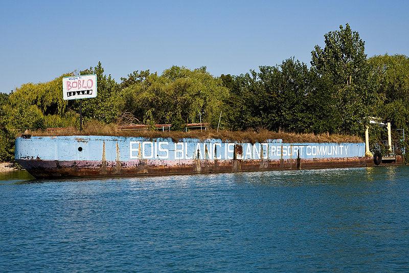 Detroit Island Amusement Park