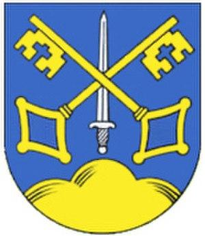 Bodnegg - Image: Bodnegg Wappen
