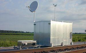 Defect detector - Bogie Performance Detector - TBOGI system