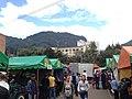 Bogota mercado de la pulgas, Monserrate al fondo - panoramio.jpg