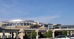 Boise airport terminal 2009