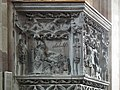 Bolzano, Cattedrale di Santa Maria Assunta pulpit 003.JPG