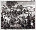 Bombardement d alger par les francais en 1682.JPG