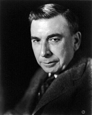Booth Tarkington - Booth Tarkington (1922)