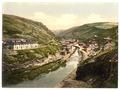 Boscastle, the valley, Cornwall, England-LCCN2002696572.tif