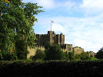 Bothal Castle - Image: Bothal Castle 2