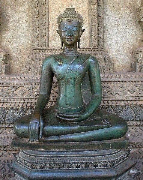File:Bouddha Bhûmisparsha-Mudra.JPG