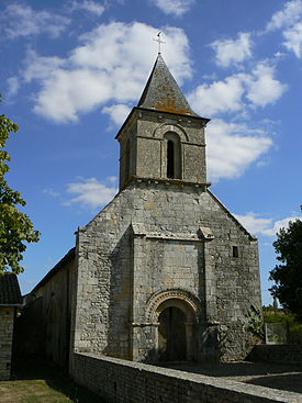 Bougon, église Saint-Pierre.JPG