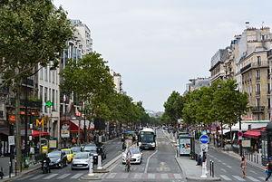 Boulevard du Montparnasse - Boulevard Montparnasse
