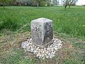 Boundary Stones Nr. 228 Bayern-Württemberg bayerische Seite.JPG