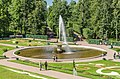 Bowl Fountain (Italian) in the Lower Park of Peterhof.jpg