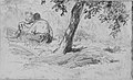 Boy and Girl Seated by Tree (from Scrapbook) MET ap50.130.154mm recto.jpg