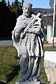 Bozsok, Nepomuki Szent János-szobor 2021 06.jpg