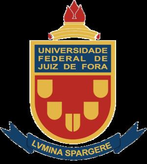 Federal University of Juiz de Fora - Shield of the Federal University of Juiz de Fora
