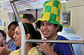 Brazil and Croatia match at the FIFA World Cup (2014-06-12; fans) 28.jpg